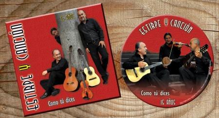 CD ESTIRPE Y CANCION