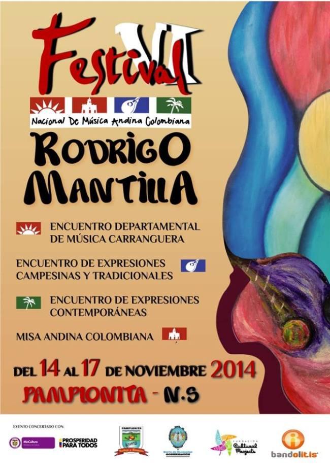 festival mantilla