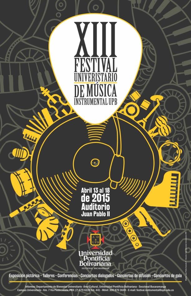 AFICHE FESTIVAL MUSICA 2015