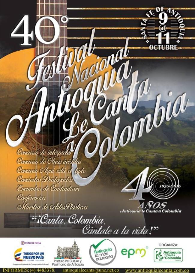 afiche 40 antioquia