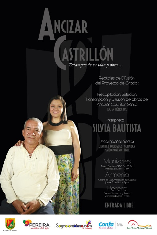 Afiche Silvia