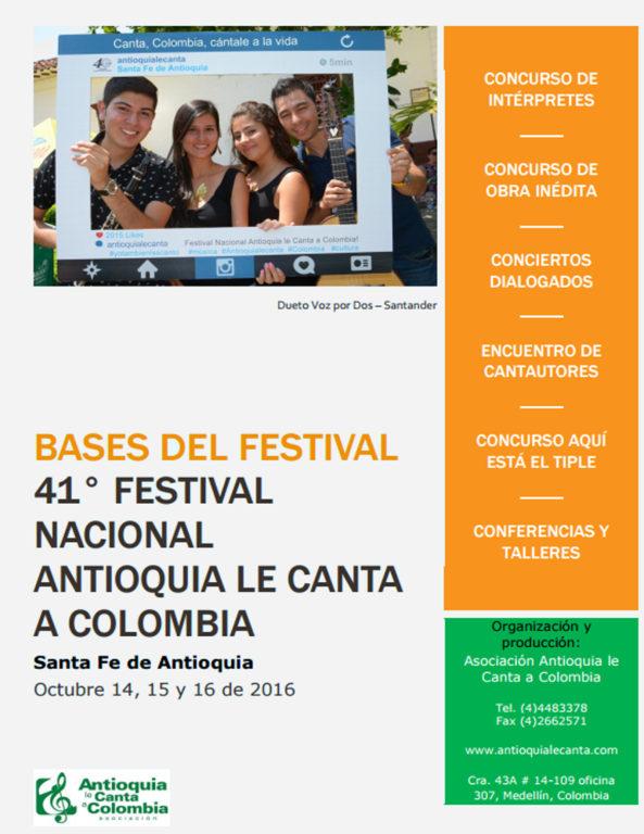afiche provisional antioquia 2016