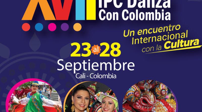 EN CALI, XVII FESTIVAL IPC DANZA CON COLOMBIA