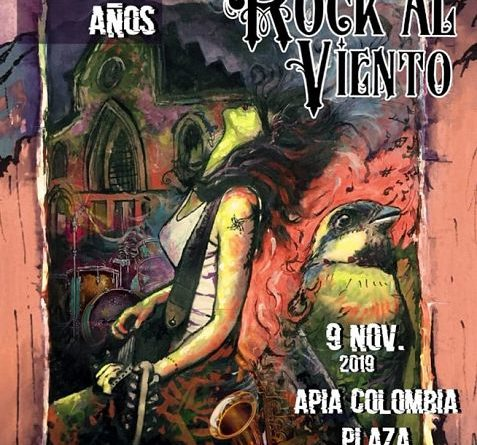APÍA: FESTIVAL ROCK AL VIENTO 16 AÑOS