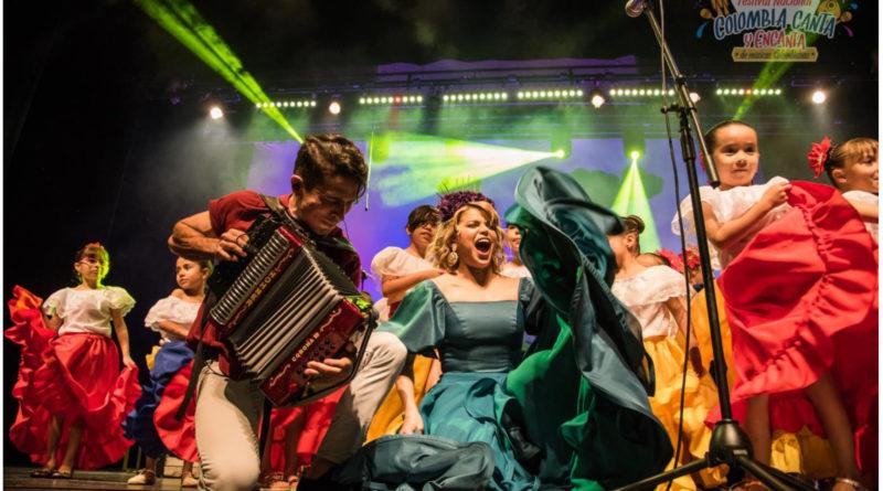 CONVOCATORIA COLOMBIA CANTA Y ENCANTA