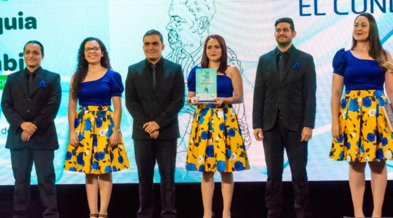 GANADORES DE LA VERSIÓN 46 DEL FESTIVAL NACIONAL EN ANTIOQUIA CANTA COLOMBIA
